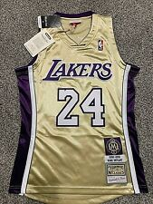 Authentic Kobe Bryant Lakers Mitchell & Ness Jersey Hall Of Fame Class of 2020