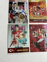 2017 Patrick Mahomes 4 Card Rookie Lot $$ Invest Now Hot$$