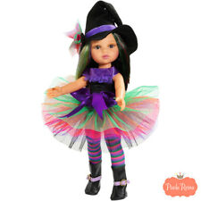 Paola Reina Luxury Doll Abigail Enchantress Witch Halloween 12in/32cm Toy RARE