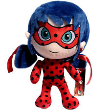 Miraculous Ladybug Marinette Soft Plush Toy Stuffed Figure Doll 10 Inches Gift