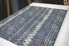 """Covington Zamira In Navy Outdoor Indoor Designer Upholstery Fabric 46"""" W"""