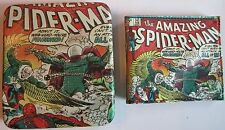 Amazing Spider-Man Slimfold Wallet Collector Tin Marvel Comics Brand New 0008