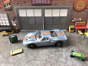 hot wheels Diecast Ford GT-40
