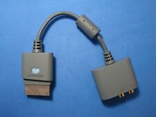 Genuine Optical RCA Audio Adapter HDMI AV Cable Cord for Microsoft XBOX 360 Slim