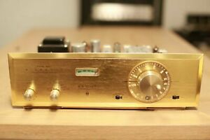 Vintage H. H. Scott 350-A Stereomaster MPX Stereo Tube Tuner Works