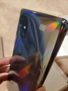 Samsung Galaxy A51 SM-A515W - 64GB - Prism Crush Black (Unlocked) (Single SIM) …
