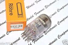 1PCS - SIEMENS ECC88 / 6DJ8 Vacuum Tube - NOS NIB