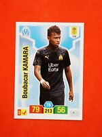 Carte Panini ADRENALYN XL Ligue 1 2019 - 2020 BOUBACAR KAMARA OM Marseille