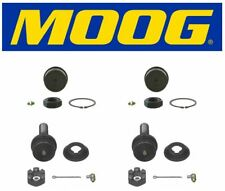 Moog 2 Upper & 2 Lower Ball Joints 2007 Ford F-350 Super Duty 4x4 4WD 5.4L, 6.0L