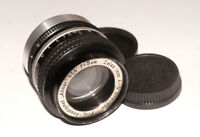 ZEISS IKON Proj-Anastigmat Alinar 50 mm 1.4 lens for Sony Nex ONE IN A WORLD!