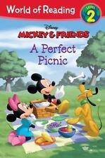 World of Reading: A Perfect Picnic by Disney Book Group Staff and Kate Ritchey (