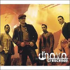 D'Novo : Crescendo Latin Pop/Rock 1 Disc Cd