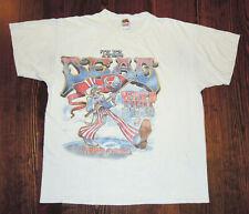 The Grateful Dead T Shirt 2004 Tour Wave That Flag Concert Faded Jerry Garcia XL