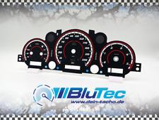 Tachoscheiben für: MERCEDES M-Klasse Diesel - NEW FACE BLACK -