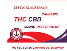 Australian Scientific Combo Potency THC & CBD Test Kit (3 each  x  Tests)