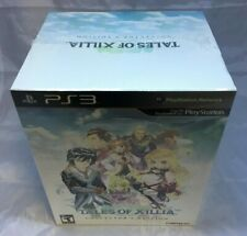 Tales of Xillia Collector's Edition Sony PS3 Brand New (corner creases)