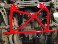 RTP Front Lower sway Bar X-Brace  for BMW e36