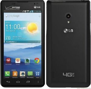 LG Lucid 2 II VS870 8GB- Black (Verizon) Smartphone Cell Phone 4G LTE Page Plus