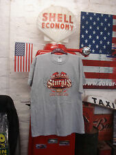 OFFICIAL 2016 STURGIS BLACK HILLS RALLY T SHIRT SIZE XL**WE ARE BASED IN THE UK