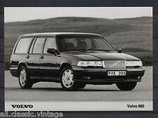 PRESS - FOTO/PHOTO/PICTURE - Volvo 960 Estate