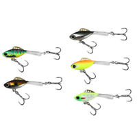 Jigging Rap Ice Hook Jig Standard Bass Fishing Balance Lures Panfish Crappie