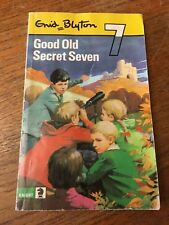 Good Old Secret Seven Enid Blyton Stories 1976 SC