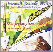 MICHERIOU HON TABOU - MOUEZH PAOTRED BREIZH - 18 TITRES - 2012 - CD NEUF NEW NEU