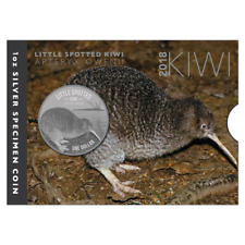2018 Kiwi Coin BU 1 OZ New Zealand!!! New Release