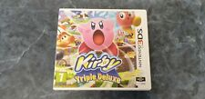 Kirby Triple deluxe - Nintendo 2DS / 3DS game - FREE P&P -[IG]-