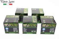 5x Ölfilter HIFLO HF138