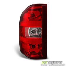 2007-2013 Chevy Silverado 1500 2500 3500 Tail Light Brake Lamp 07-13 Driver Side