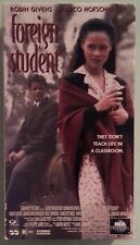 robin givens FOREIGN STUDENT charles dutton / edward hermann  VHS VIDEOTAPE