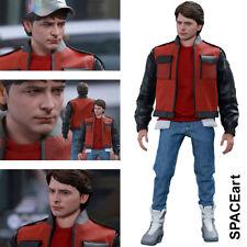 Zurück in die Zukunft 2: Marty McFly   1/6 Figur   Hot Toys   MMS379