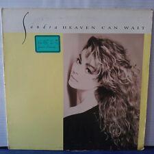 "Sandra – Heaven Can Wait (Vinyl 12"",Maxi 45 Tours)"