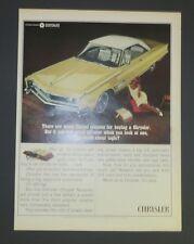 Original Magazine Ad 1960 Chrysler Newports  Print Auto GM Vintage Photo