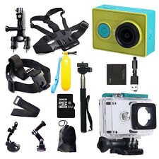 1080P Original Xiaomi Yi CAM Action Camera+Accessories+Charger+Battery Camcorder