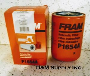 Hydraulic Filter to fit Bobcat Skid Steer 59764498, 6515541, 6516722,743