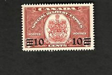 1939 Canada SCOTT #E9  Overprint Special Delivery MNH F stamp