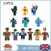 ROBLOX Legends of Roblox Mini FIGURES Toys 9 Figures Set PVC Game Kids Toy Gift