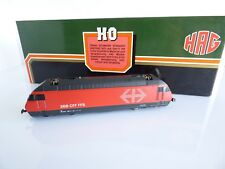 HAG 281 LOCOMOTIVE ELECTRIQUE Re 4/4 460 008-6 SBB CFF FFS LA GRUYERE
