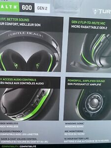 Turtle Beach Stealth 600 2nd Gen Wireless Gaming Headset for Xbox Series X - Bla