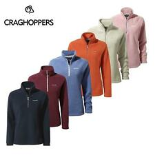 Craghoppers Womens Moira Fleece Half Zip Pullover Sweater Jumper Ladies Golf