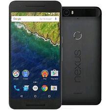 """Huawei Nexus 6P 128GB BLACK GRADO """"C""""  CON GARANZIA E ACCESSORI"""