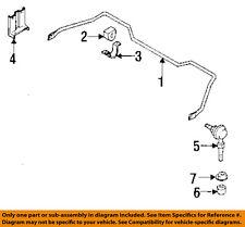 Infiniti OEM 90-94 Q45 Stabilizer Sway Bar-Front-Bushing 5461360U11, Qty 1