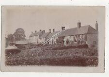 The Rank & Horse Fair Maiden Bradley Wiltshire 1904 RP Postcard 699b