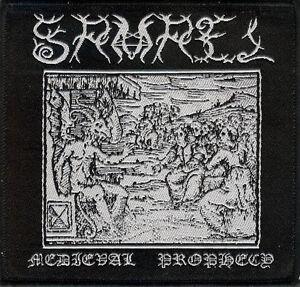 Samael Medieval Patch 2 Rotting Christ Varathron Celtic Frost Black Metal