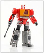 New MS-TOYS MS-B17 Robot Action Figure Stereo Master mini Blaster Transformers
