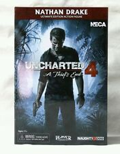 "NECA UNCHARTED 4 Ultimate Nathan Drake 7"" Action Figure"