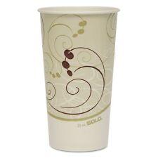 SOLO Cup Company 21 oz Paper Cold Cups - SCCRSP21PSYM