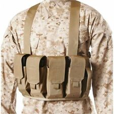 BLACKHAWK! Chest Magazine Pouches - M16/M4, Coyote Tan, 55CP01DE